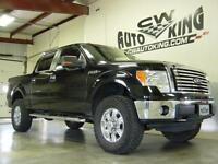 2011 Ford F150 XTR / Low Kms / Lifted / Rubber / 4x4