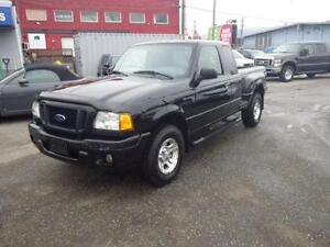 2004 Ford Ranger Edge Plus