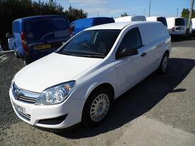 Vauxhall Astravan 1.7CDTi Club Panel Van FN12 PTY
