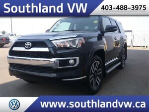 2016 Toyota 4Runner LIMITED **LEATHER-SUNROOF**