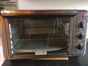 Counter Top Convection Oven/Toaster