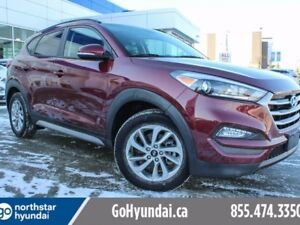 2017 Hyundai Tucson LEATHER/PANOROOF/BACKUP CAM/BSD