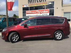 2017 Chrysler Pacifica TOURING L+|SAFETY TECH|NAVIGATION|LEATHER