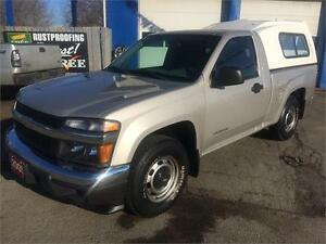 2005 Chevy Colorado ONLY 82 K - $7,750