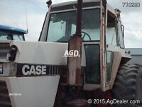 Case 2090 Tractor with Cab