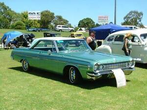 1964 DODGE POLARA * GOLDEN ANIVERSARY * SPORTS COUPE Shelley Canning Area Preview