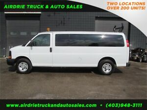 2008 Chevrolet 3500 Express CARGO Van at Promotional Offer Price