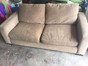 Microfiber Couch - drop off included!!