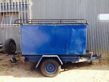 6x4 enclosed box trailer West Footscray Maribyrnong Area Preview