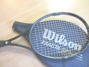 WILSON EXACTA SPS 110Superlight Power System Tennis racquet North Shore Greater Vancouver Area image 4