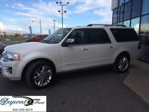 2016 Ford EXPEDITION MAX PLATINUM Max Platinum