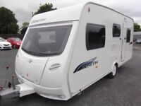 Lunar Zenith 5 Berth Caravan 2009, Excellent condition with motor mover!