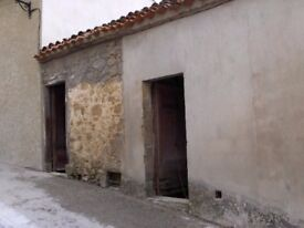 Village house to renovate in France