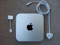 APPLE MAC MINI 2013 - 256 SSD/2.6GHz QUAD CORE i7/16GB RAM