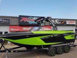 2018 Tige RZX3 - Green Black