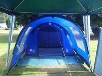 Hi-gear rock 4 tent