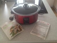 Morphy Richards Sear & Stew Slow Cooker £15.00 or near offer