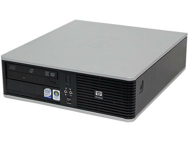 Computer Games - Fast Cheap Desktop HP Compaq DC7900 4GB RAM 250GB HDD Windows-10 PC Computer