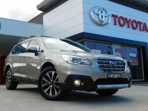 2016 Subaru Outback MY16 2.5i AWD Grey Continuous Variable Wagon Greenway Tuggeranong Preview