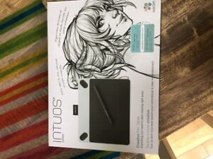 Tablette Wacom Intuos Draw CTL490