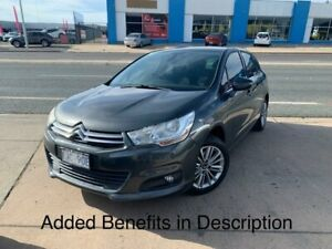 2012 Citroen C4 B7 Seduction Grey 4 Speed Sports Automatic Hatchback Fyshwick South Canberra Preview