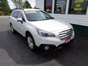 2015 Subaru Outback 2.5i for only $202 bi-weekly all in!