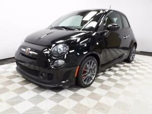 2015 Fiat 500 ABARTH | NAV | Remote Start | LOW KMS!