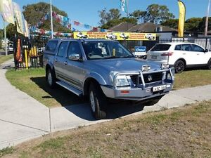 2005 Holden Rodeo RA MY05 LT Blue 5 Speed Manual 4D UTILITY Ingleburn Campbelltown Area Preview
