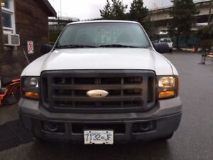 For Sale! 2005 Ford F250 2WD Super Duty V8 5.4L