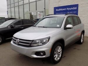 2017 Volkswagen Tiguan Wolfsburg Edition/LEATHER/BACKUP CAM/HEAT
