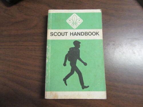 Great Britain Scout Handbook, May 1974 Printing     LS2