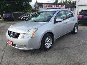 2009 Nissan Sentra LOWKM/Automatic/Clean Carproof/Gas Saver