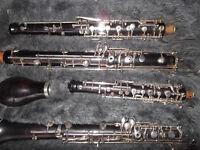 Rigoutat Oboe and Cor Anglais
