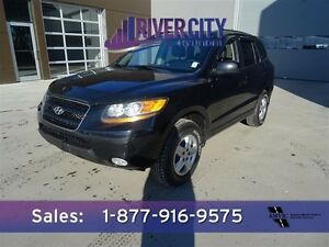 2009 Hyundai Santa Fe AWD LIMITED Leather,  A/C,