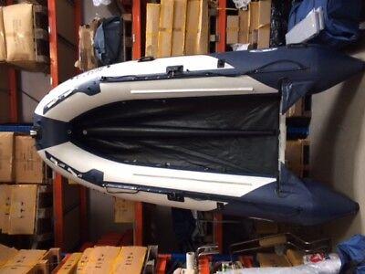 Schlauchboot Norisboat  Blueline  SD-420 für Bastler