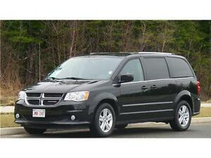 2015 Dodge Grand Caravan Crew (Price Drop!)