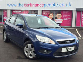 Ford Focus 1.6TDCi 2008 MY Style *** GOOD/BAD CREDIT CAR FINANCE *