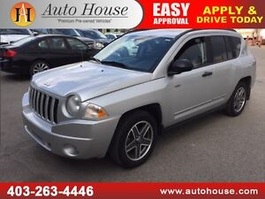 2009 JEEP COMPASS NORTH EDITION ROCKY MOUNTAIN 4X4