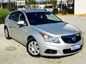 2012 Holden Cruze JH MY12 CD Nitrate 6 Speed Automatic Hatchback Beckenham Gosnells Area Preview