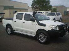 2011 Toyota Hilux KUN26R MY12 SR (4x4) 4 Speed Automatic Winnellie Darwin City Preview