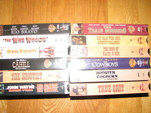 Over 100 vhs tapes, disney, John Wayne etc. Cambridge Kitchener Area image 6
