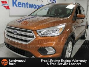 2017 Ford Escape SE 4WD, NAV, sunroof, heated power leather seat