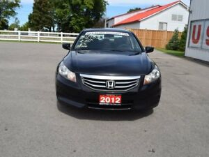 2012 Honda Accord EX 4dr Sedan