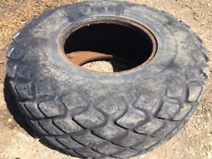 two used 23.1x26 tires