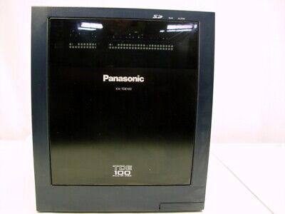 Panasonic Kx-tde100 Ip-pbx Phone System Cabinet
