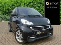 smart fortwo coupe EDITION 21 MHD (black) 2014-03-21