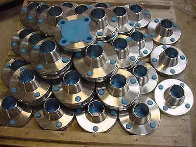 2 150 Stainless Steel Weld Neck Flange 316316l Sch 40