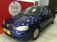 Vauxhall Astra 1.7 DTI 16V LS ECO (blue) 2003