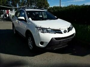 2014 Toyota RAV4 ALA49R MY14 GX AWD Glacier White 6 Speed Sports Automatic Wagon Acacia Ridge Brisbane South West Preview