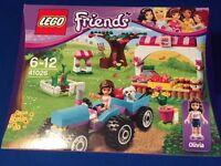 LEGO 41026: Sunshine Harvest - Brand New Sealed